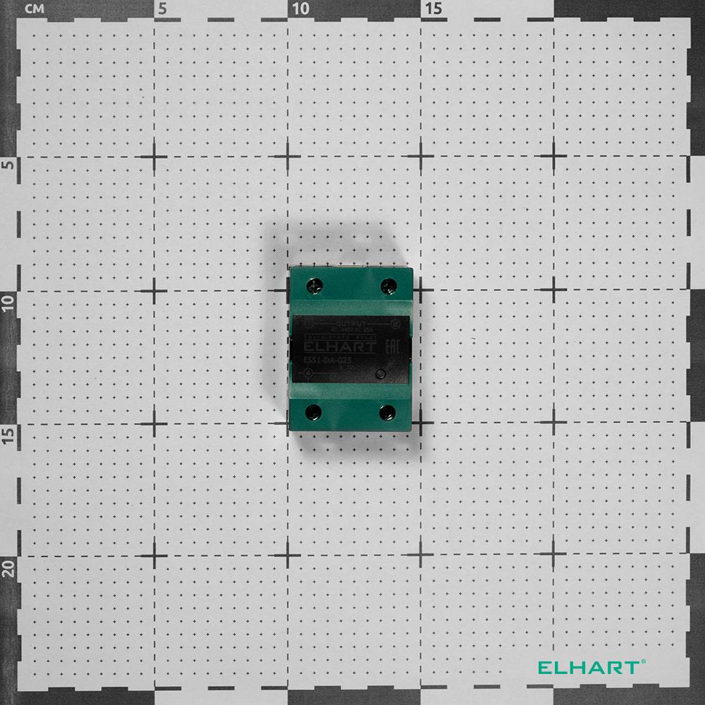 Однофазное твердотельное реле ESS1-DA-025