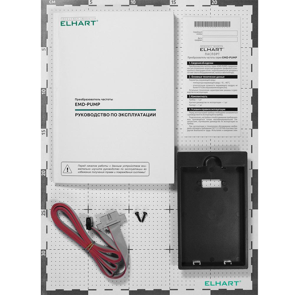 Преобразователь частоты ELHART EMD-PUMP — 0185 T