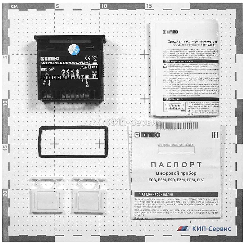Пульт удаленного управления для ПЧ EPM-3790-N.5.00.0.4/00.00/1.0.0.0