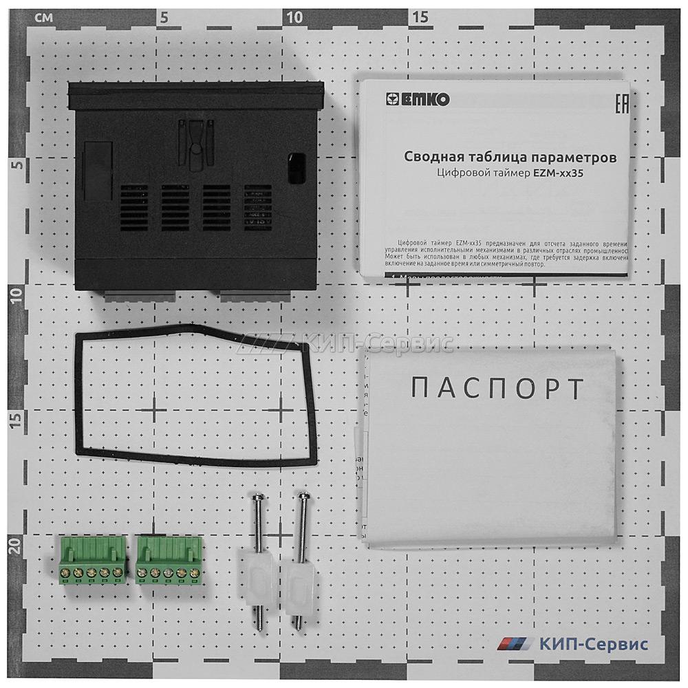 Цифровой таймер EZM-4935.5.00.0.1/00.00/0.0.0.0
