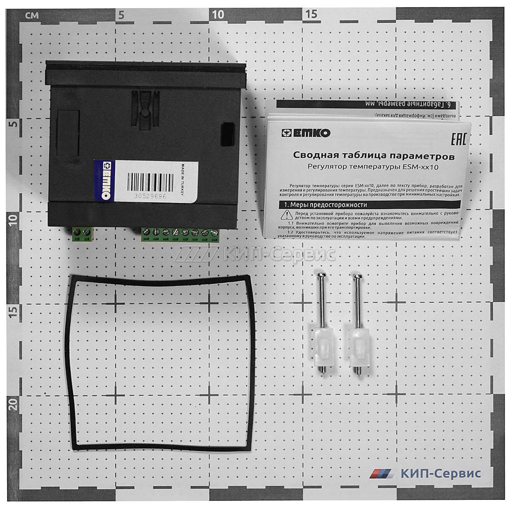 Измеритель-регулятор температуры ESM-9910.5.05.0.1_01.00_2.0.0.0