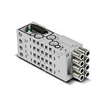 Плита для установки клапанов K501AMS4FMA0010 Пневмоостров 501