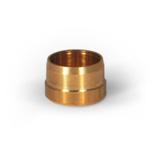 Врезное кольцо под медные трубки MO 22 12 95