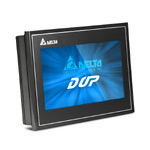 "Операторская панель  7"", TFT LCD, 65536 цв., 800x480 пикс., ARM Cortex-A8 800 МГц, 256M Flash, 512M RAM, USB (1 Host, 1 Device), COM1 (RS-232)/COM2 (RS232/485)/COM3 (RS422/485), Ethernet, аудио-выход (зуммер), RTC"