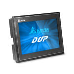 "Операторская панель 10.1"", TFT LCD, 65536 цв., 1024x600 пикс., ARM Cortex-A8 800 МГц, 256M Flash, 512M RAM, USB (1 Host, 1 Device), COM1 (RS-232)/COM2 (RS232/485)/COM3 (RS422/485), Ethernet, RTC"