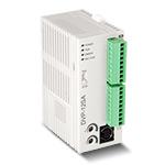 Контроллер (серия SA2) 8 вх.(NPN/PNP, 3 по 100кГц/5 по 10кГц)/4  вых. (реле 1,5А), =24VDC, макс. 480 вх/вых, 16К, COM1(RS-232)/COM2(RS485)/COM3(RS485)