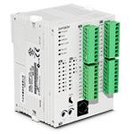 Контроллер (серия SV2) 16 дискрет. вх. (NPN/PNP)/12 дискр. вых. (NPN), =24VDC/6Вт, 2 шины расширения, COM1(RS-232)/COM2(RS485), память 30К, 4 вых. 200кГц, инструкции управления сервопривод