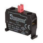 Контактные блоки EMAS серии CP