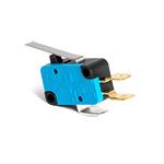 Микро-выключатель с металлическим рычажком MK1KIM2