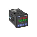Цифровой таймер, 48х48 (управ. выход: реле (НО+НЗ, 5А), встроен БП 12VDC (50мА), питание 230 VAC)