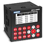 Архиватор данных 8-ми канальный  96х96 (Щ1),8 входов Pt100,9вых.реле(3А,НО),USB(host),RS-485(ModbusRTUslave),граф.дисплейLCD,пит.=24В,6Вт,компл.сост.изEPLC-96.2.00.0.5/00.00/0.0.0.0, EPLC-96 G Type Input Card и EPLC-96 W Type Output Card