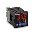ПИД-регулятор температуры 48x48 (вход 50М, Pt100, L, J, K, R, S, T), выходы: управ. выход1: имп. 12 VDC или выход3: реле (НО, 5А), авар. выход2: реле (НО, 5А), питание 230 VAC, RS485 (Modbus RTU), кл. 0,25)