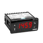 Регулятор температуры с таймером, 35x77 (вход: J (ЖК) (0...800 C), управ. выход: реле (НО+НЗ, 10А), питание 230 VAC, кл. 1)