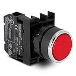 Кнопка красная B200DK