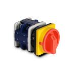 Аварийный выключатель 4-х полюсной PSA063AK441E