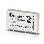 Finder/Реле с 1-м перекидным контактом 34.51.7.060.0010