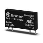 Finder / Реле твердотельное SSR 34.81.7.024.9024