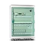 Шкаф управления ИТП (версия с контакторами; ОТОП: КЗР+2 насоса ~380В до 4кВт; ГВС: КЗР+1 насос ~380В до 4кВт; датчики pt1000; пит. ~380В; 448х610х160мм; RS-485)