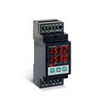 Измеритель ПИД-регулятор ECD1-D2-R-RS
