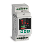 """Сигнализатор уровня 3-х канальный, DIN рейка, 4 входа (кондукт.,""""сух. контакт"""", NPN), чувствительность 5...500кОм, 3 выхода: реле (НО,5А), 190...240VAC"""
