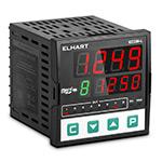 Измеритель-регулятор 8-ми канальный с функцией архивирования, 96x96, (8 универсальных входов, 8 выходов: реле (НО, 5А), встроен. БП 24VDC (160 мА), питание 90...240 VAC, RS485 ModBUS, поддержка microSD карты, кл. 0,25)