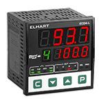 Измеритель-регулятор 4-х канальный ECD4-L-R-D-RS