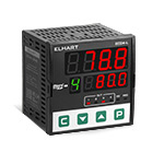 Измеритель-регулятор 4-х канальный ECD4-L-R-RS