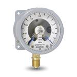 Электроконтактный манометр (с магнитным поджатием контактов)