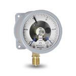 Электроконтактный  мановакуумметр (с магнитным поджатием контактов)