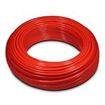Пневмотрубка D=8x6, рилсан PA12 LLH, до 19 бар при 20С, бухта 100м, цвет красный