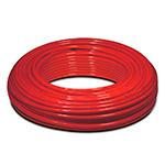 Пневмотрубка D=12x10, рилсан PA12 LLH, до 12 бар при 20С, бухта 100м, цвет красный