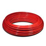 Пневмотрубка D=14x11, рилсан PA12 LLH, до 16 бар при 20С, бухта 100м, цвет красный
