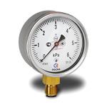 Манометр низкого давления (напоромер) КМ-22Р, (0-6,0)кПа, G1/2 кл.1,5