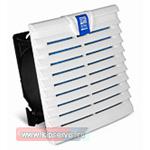 Вентилятор TopTherm в комплекте с фильтрующей прокладкой (116,5х116,5мм, воздушный поток 20 м3/ч,  220 VAC, IP54)