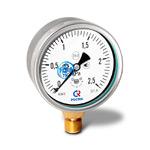 Манометр низкого давления (напоромер) КМ-22Р, (0-2,5)кПа, G1/2 кл.1,5