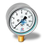 Манометр низкого давления (напоромер) КМ-22Р, (0-16)кПа, G1/2 кл.1,5