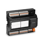 Modbus-модуль дискр.ввода; 32вх. (PNP/NPN/актив.); COM1(RS-485, ModbusRTU); COM2 (RS-485, ModbusRTU, сист.шина MRBus II); порт расшир.MRL (сист.шина MRBus II); конфигурация по USB; =/~24В