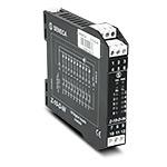 Модуль ввода дискретных сигналов: 10 входов до 2,5 кГц, 32 бит счетчик импульсов; Выход RS-485; Питание =10...40В/~19..28В