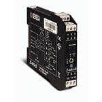 4-канальный модуль ввода аналоговых сигналов с интерфейсом для ПЛК с тремя гальваническими развязками; Входы: 4 входа по току или напряжению; Выходы: 3-проводный интерфейс для ПЛК; Питание: 19..40В DC, 19…28B AC