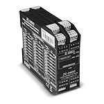 Модуль вывода дискретных сигналов, 24 выхода; Протоколы: ModBUS RTU, CANopen; Питание 10..40В DC, 19..28 В AC