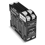 Модуль ввода дискретных сигналов, 24 входа; Протоколы: ModBUS RTU, CANopen; Питание 10..40В DC, 19..28 В AC