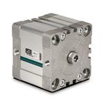 Компактный пневмоцилиндр NSK U063.0025 F