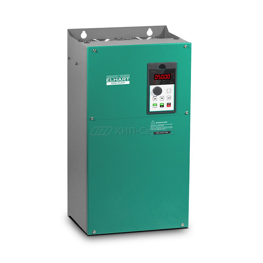Преобразователь частоты ELHART EMD-PUMP-0550 T