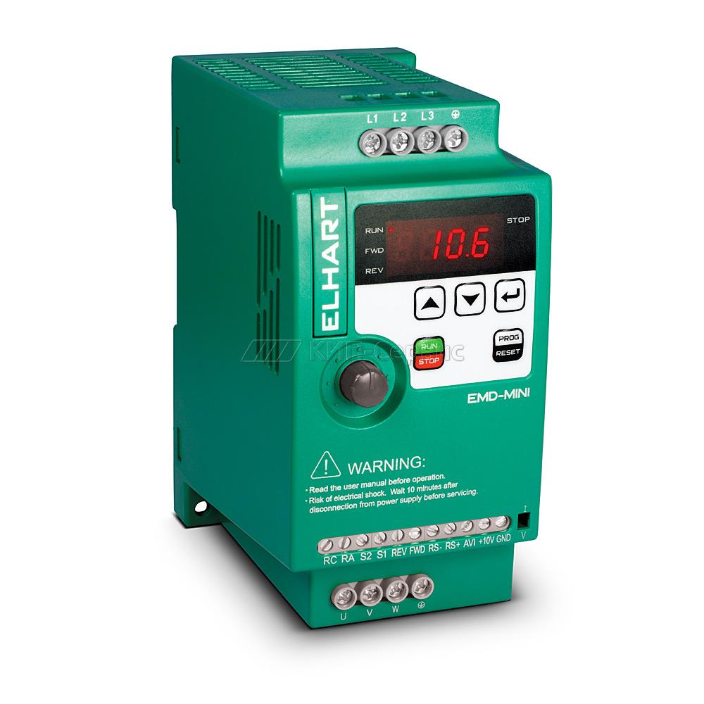 Преобразователь частоты ELHART EMD-MINI-004 T