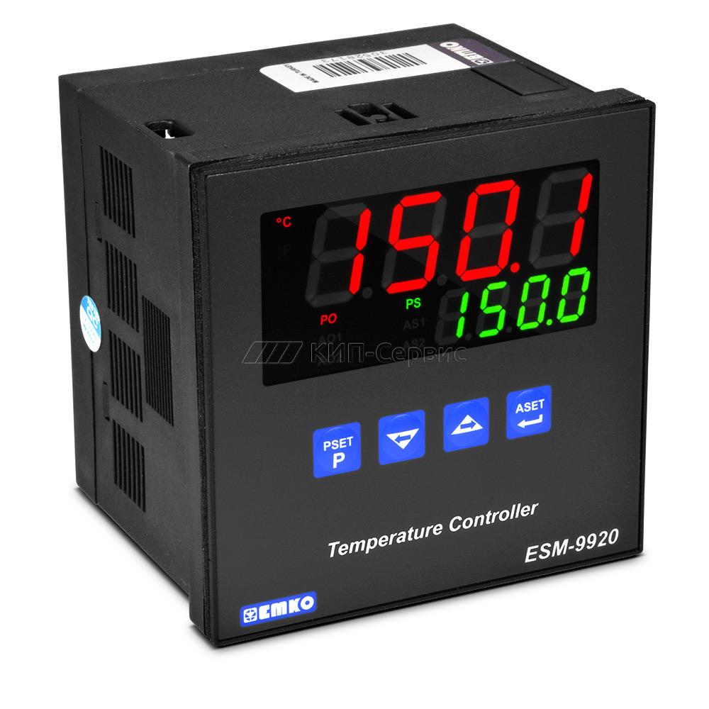 ПИД-регулятор температуры ESM-9920.5.20.0.1_01.02_0.0.0.0