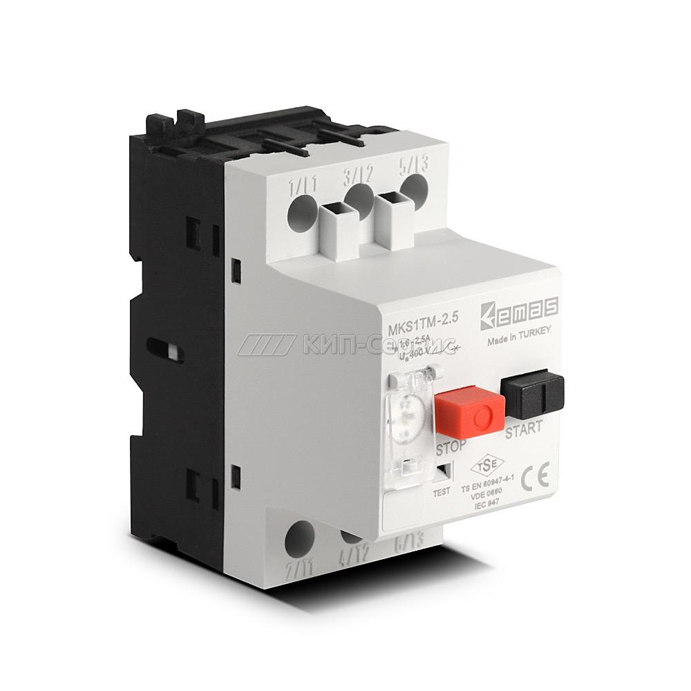 Автомат защиты двигателя MKS1TM-2.5