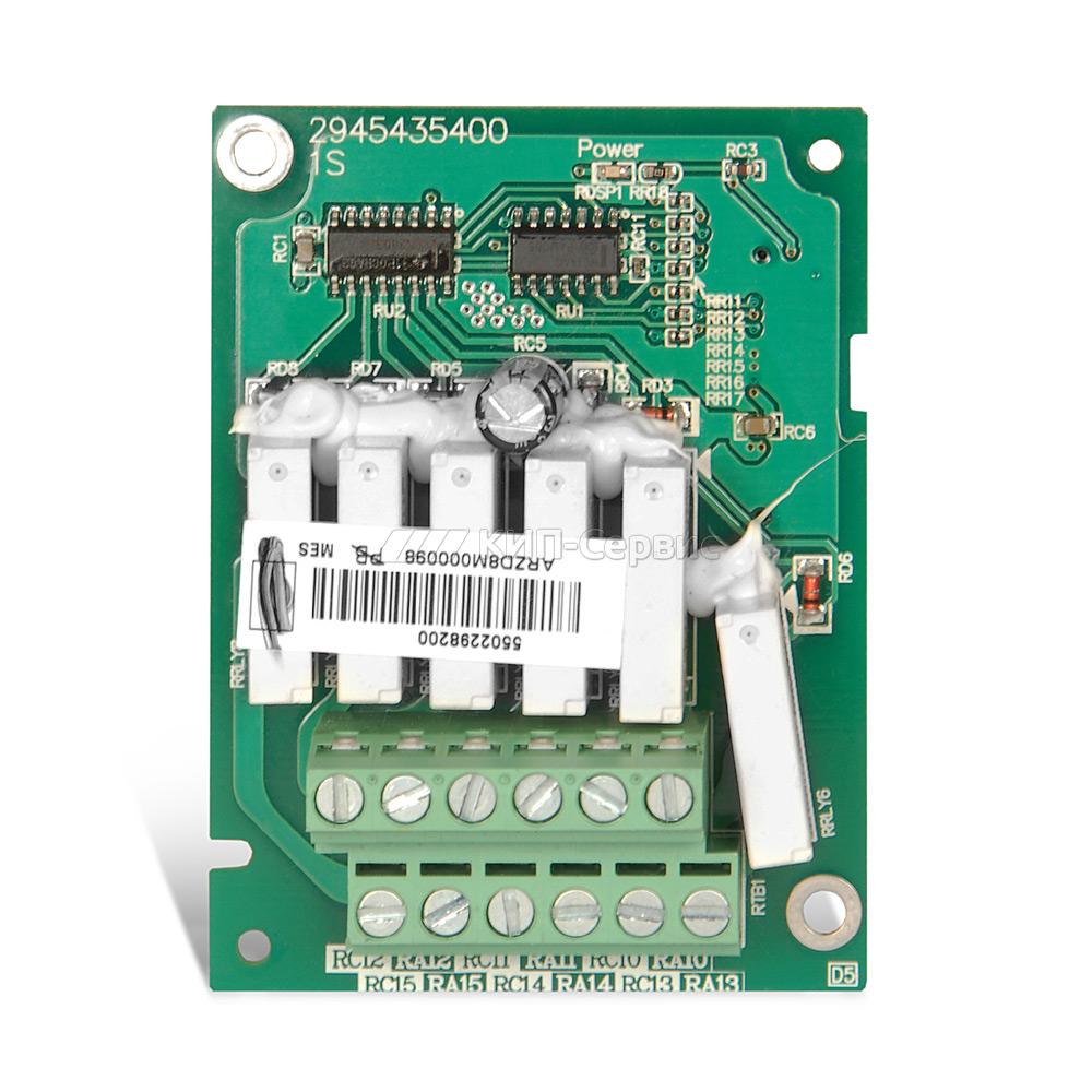 Плата расширения релейных выходов EMC R6 AA