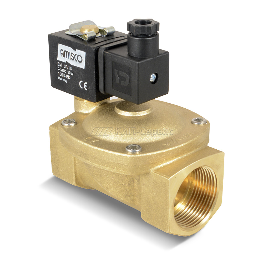 Клапан электромагнитный 1901R-KBNG010-320-24DC