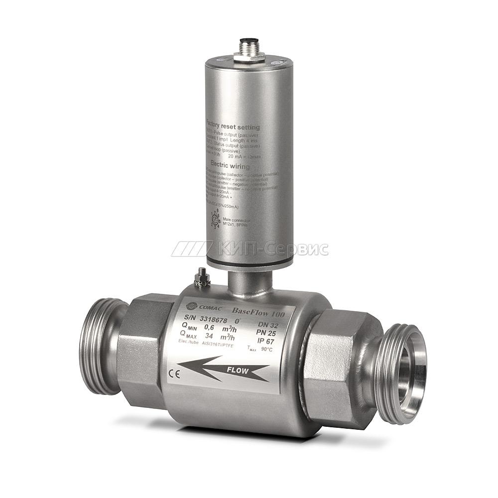 Расходомер BaseFlow100-M032-P25-PT-SS-7