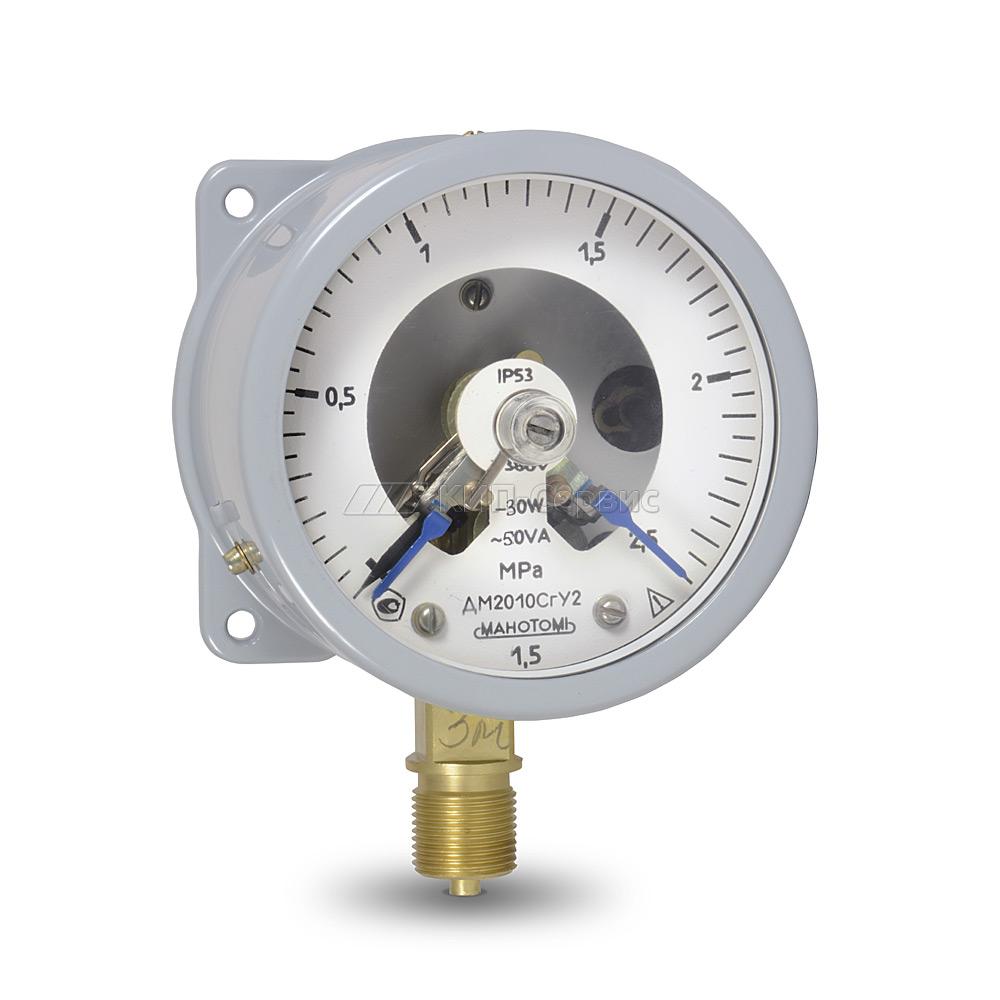 Арт. ДМ2010 СГ (0…250) кгс/см2 исп. V